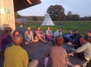 Draakoniunistamise intensiivkursus/Dragon Dreaming Course @ Hundiallika Retriidi- ja koolituskeskus | Võru vald | Estonia
