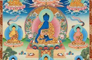 Meditsiinibuda õpetus Bhutani laama Lopon Karma Tshewangiga @ Hundiallika Retriidi- ja koolituskeskus | Võru vald | Estonia